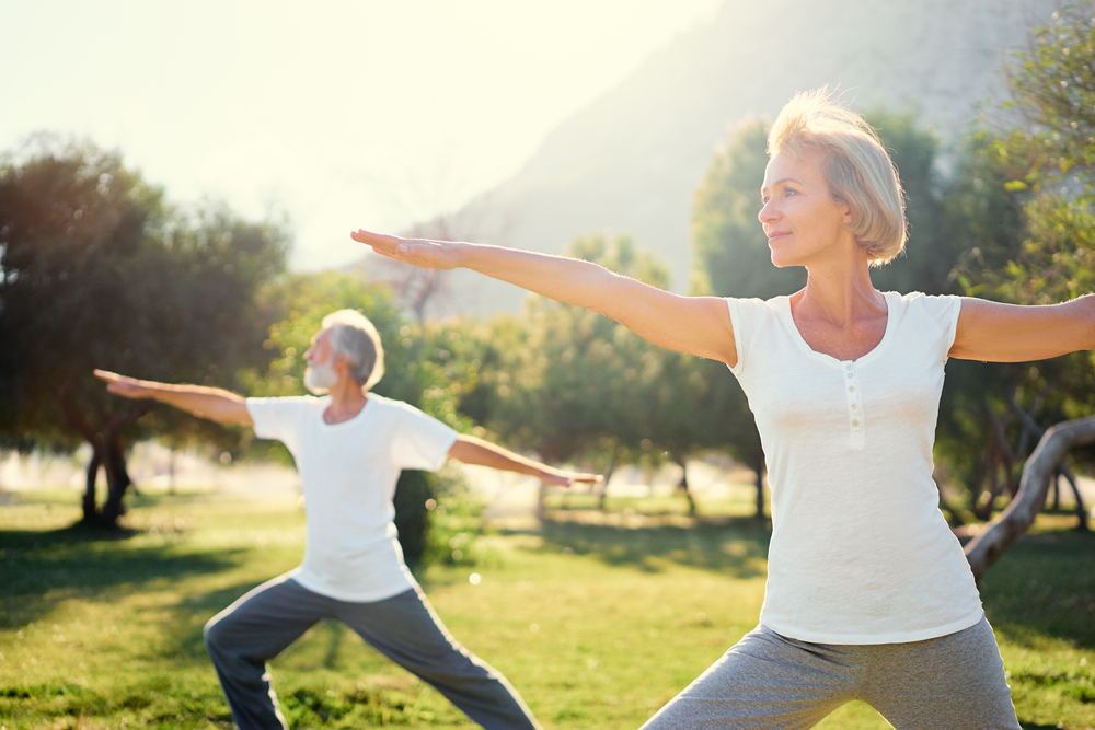 healthy mind and body to achieve balance